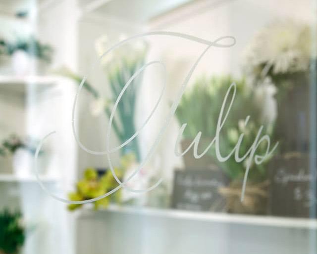 Tulip bij Leuk - Collingwood flower shop florist